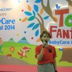 Babycare Festival for Redoxon_Charissa Seet