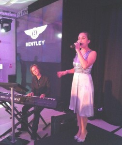 Bentley Opening_Claressa Monteiro