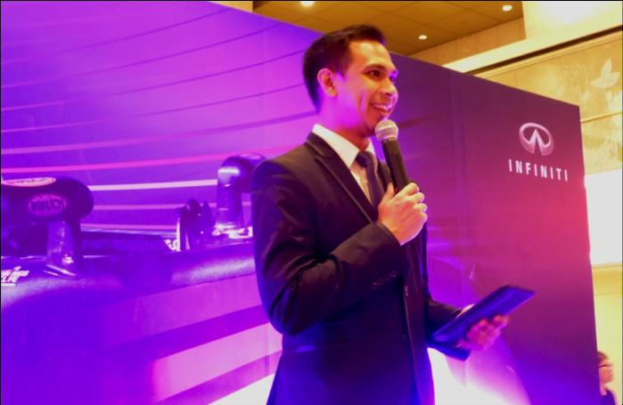 Elliott Danker Male Emcee In Singapore For Events In