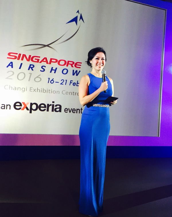 Celebrity Emcee Singapore l About Charmaine Yee