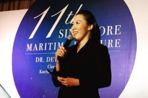 Lavinia Tan hosts 11th Singapore Maritime Lecture