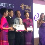 Thai Airways Gala Night