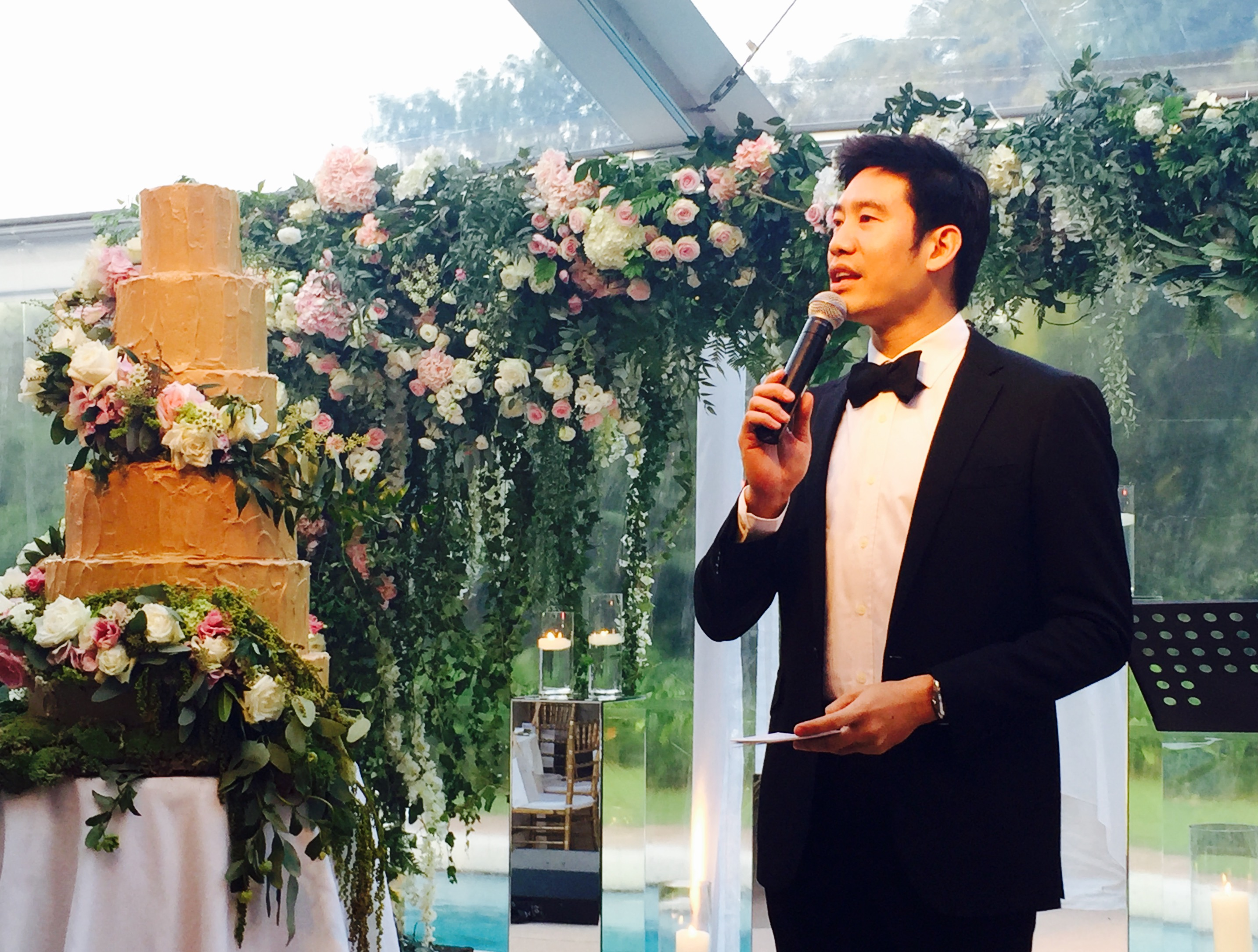 Timothy Nga Male Emcee In Singapore For Events In Singapore Artiste Entertainment