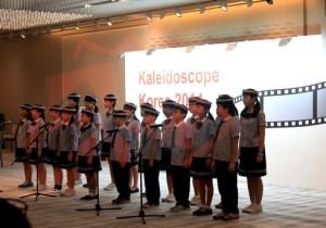 Opening Performance by Singapore Korea International School Choir
