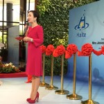 Diana Ser - Haite Aviation Centre Opening