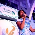 Greta Georges - Standard Chartered CNY Dinner
