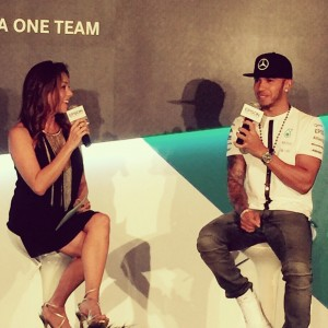 Overcoming Limits with Lewis Hamilton