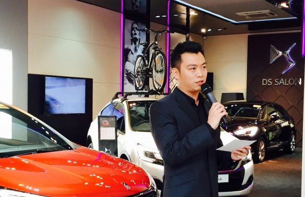 Nicholas Ng hosts Citroen DS 4 Crossback & DS 5 Media Launch