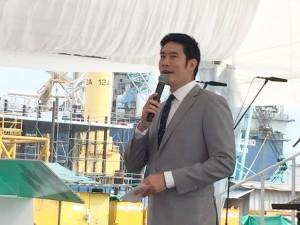 Master of Ceremony: Timothy Nga