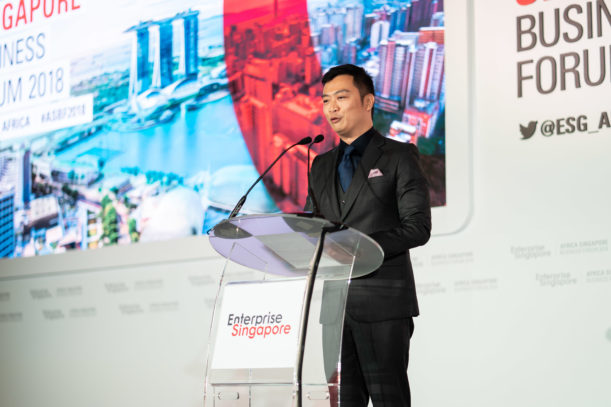 Nicholas Ng Event Host Singapore