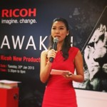 Ricoh Launch of Printer C7100x