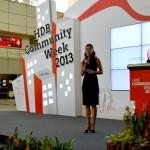 HDB Community Week 2013