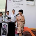 Launch of HeritageFest 2013_Charissa Seet