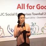 NTUC Social Enterprises Townhall 2016