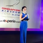 Singapore Airshow 2016 Opening