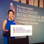 Asian Banker Excellence in Retail Financial Services Awards 2016
