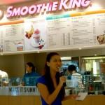 Opening of Smoothie King