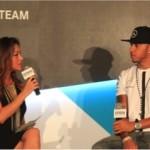 Epson's Technology with Lewis Hamilton