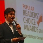 Popular Readers' Choice Awards 2013 Presentation Ceremony_Danny Yeo