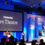 Toshiba Theatre Launch 2013