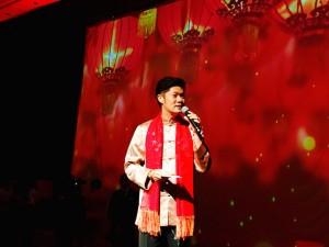 Master of Ceremony - Bilingual host Danny Yeo