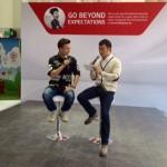 Launch of Kia New Campaign