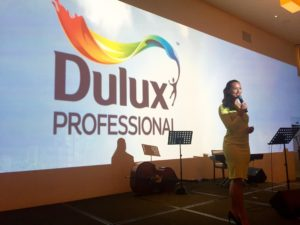 Dulux Professional Customer's Launch Dinner