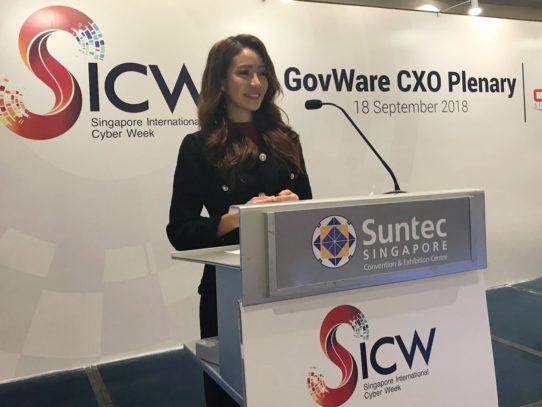 Esther Leong Host Govware CXO
