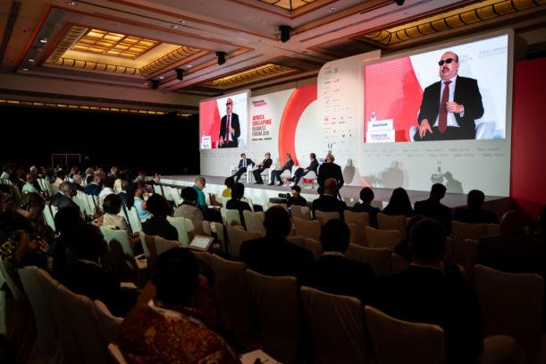 Nicholas Ng Event Emcee Singapore